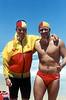 2000-01 8th IRB Crew - Adam Harpur & Talbot Henry