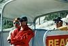 8th Jan 2000<br /> Portsea Back Beach<br /> On Patrol<br /> L-R<br /> David Austin<br /> Lachie Armstrong<br /> Talbot Henry