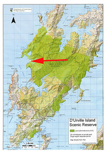 D'Urville map per DOC 2006 (with arrow) (1)
