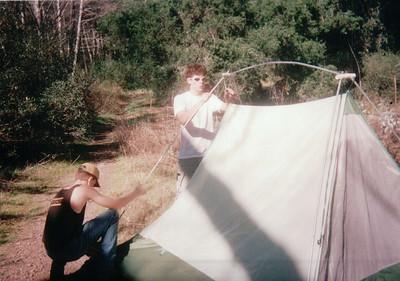 1999 - Santiago Peak Hike
