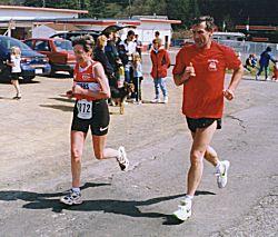 1999 Alberni 10K - Merell and Dan Harlow