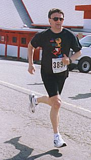 1999 Alberni 10K - Mike Creery