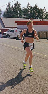 1999 Alberni 10K - Ulla Marquette