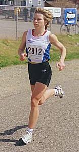 1999 Alberni 10K - Carol Tickner
