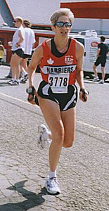 1999 Alberni 10K - Hillerie Smith