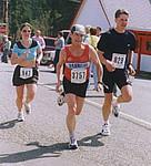 1999 Alberni 10K - Garfield Saunders