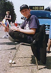 1999 Alberni 10K - Adrian Boissonneault
