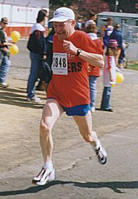 1999 Alberni 10K - Bernie Zorn