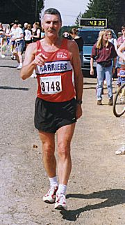 1999 Alberni 10K - Bob Reid