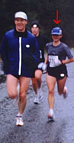 1999 Cedar 15K - Noriko Kawaguchi wins