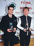 1999 Hatley Castle 8K - The Winners - Bruce Deacon and Ulla Marquette