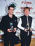 1999 Hatley Castle 8K - The Winners - Bruce Deacon and Ulla Marquette