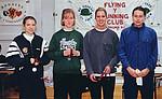 1999 Hatley Castle 8K - F2024 Age Group - Stephanie Mills 1st