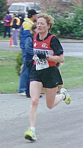 1999 Mill Bay 10K - Ulla Marquette