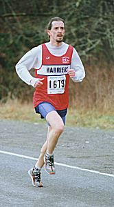 1999 Mill Bay 10K - Paddy McCluskey