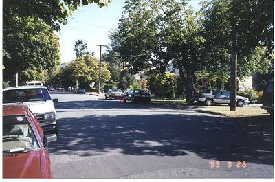 Royal Victoria Marathon Landmarks - 1999 Course - 16 km - Windsor Rd.