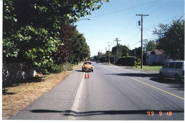 Royal Victoria Marathon Landmarks - 1999 Course - 33 km - McNeill
