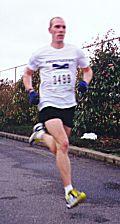 1999 UVic 5K - Jerry Ziak wins