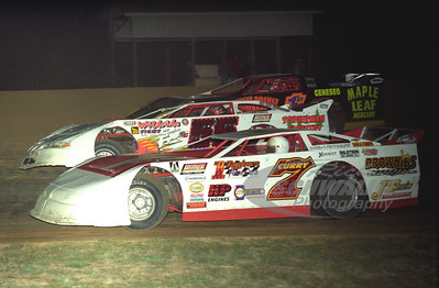 7 Jim Curry, 55 Shawn Tozack, and 1st Rob Toland