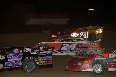 31 Skip Arp, 24 Rick Eckert, and 21 Billy Moyer
