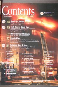 Fire Rescue Magazine - April 2000