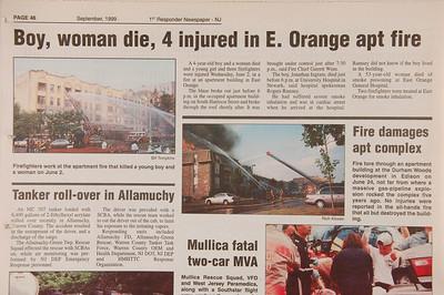1st Responder Newspaper - September 1999