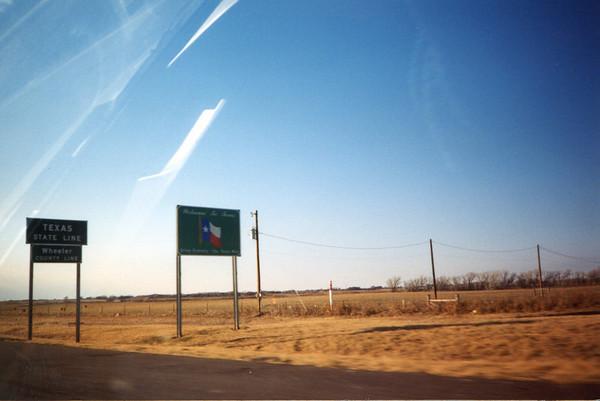 Jan. 3 -- Texas