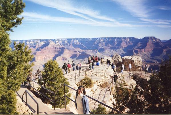 Jan. 5 - Grand Canyon, Arizona.