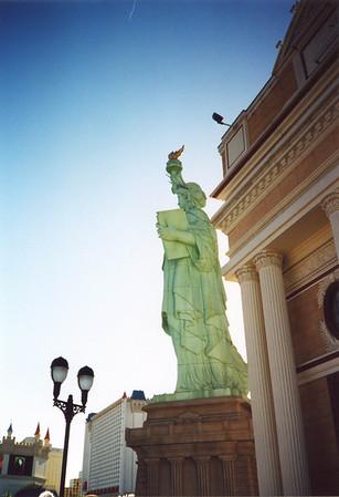 New York casino in Las Vegas.