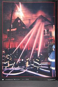 Fire Rescue Magazine - July 2002