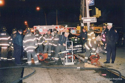 Unknown location extrication in Brooklyn 1999 Jan