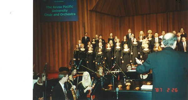 UCO Pics 1999