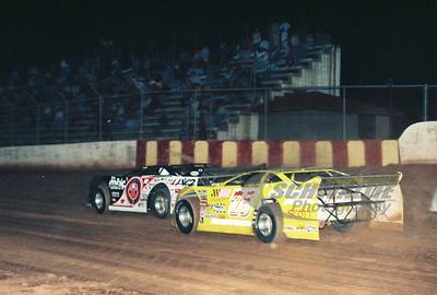 75 Bart Hartman & 0 Scott Bloomquist