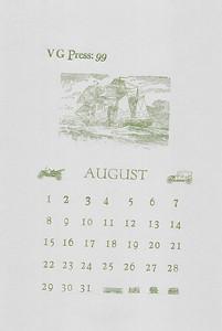 August, 1999, Village Green