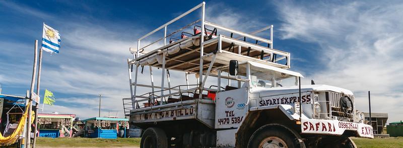 Camiones de acceso