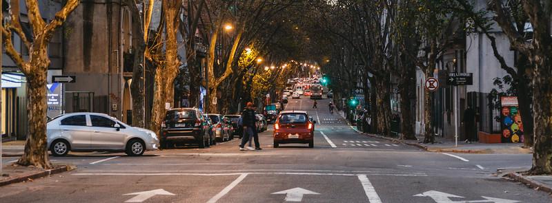 Avenida Gral. Rivera