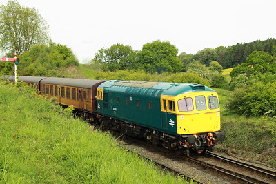 19th - 22nd May 2016 SVR Diesel Gala