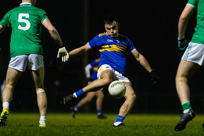 19th February 2020 Eirgrid Munster Under 20 Football Championship Quarter-Final 2020 Limerick vs Tipperary