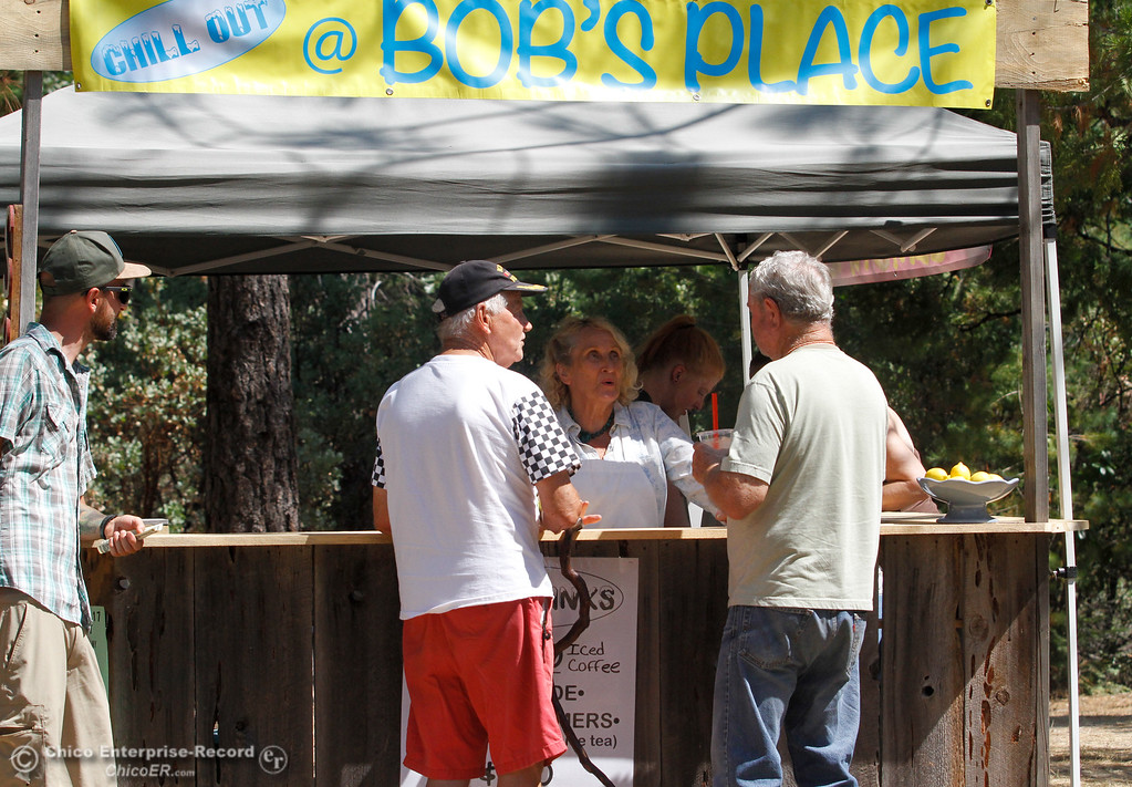 . The 19th annual  Berry Creek Berry Festival Saturday August 12, 2017 in Berry Creek, California. (Emily Bertolino -- Enterprise- Record)