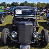 Shown here at the Charity Car Show hosted by 1A Auto held on the Pepperell Town Field is a 1934 Ford five window coupe owned by Bob Merchart of Townsend ma. SUN/David H. Brow