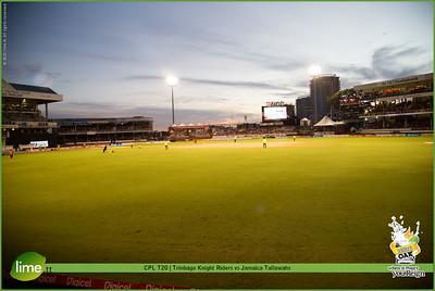 1CPL T20 | Trinbago Knight Riders vs Jamaica Tallawahs