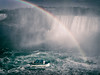 Niagara Falls with Rainblow