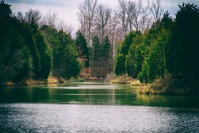 Indiana Pond