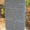 Marker close to Meriwether Lewis's boyhood home.