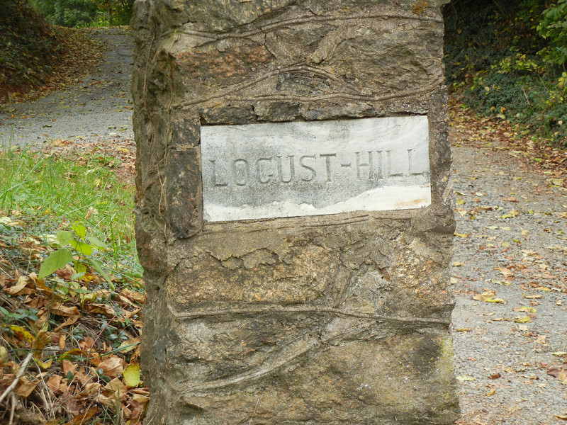 Locust Hill was the family plantation of the Lewis family.