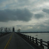 The series of bridges over the Ohio and Mississippi Rivers are truly an experience to observe.
