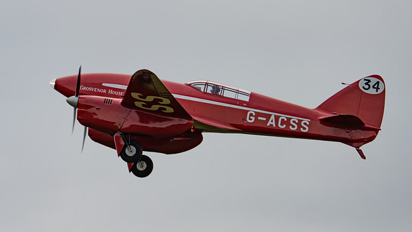 Shuttleworth, Shuttleworth De-Havilland Airshow - Sun 27/09/2020@16:50