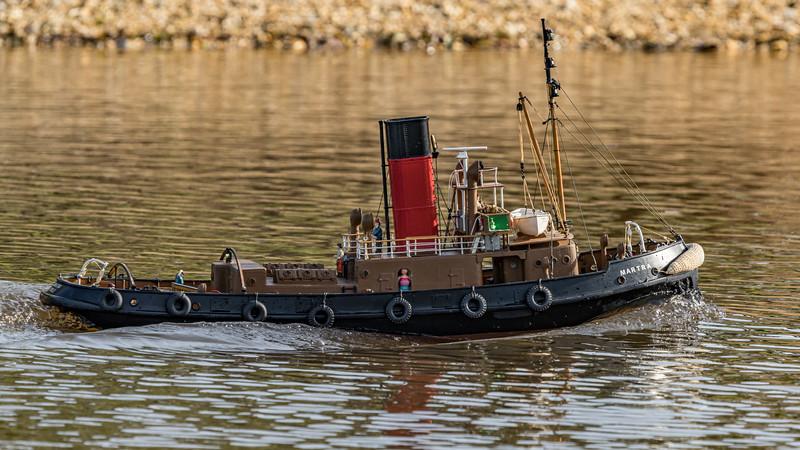 SRCMBC, Solent Radio Control Model Boat Club - 27/10/2019@12:03