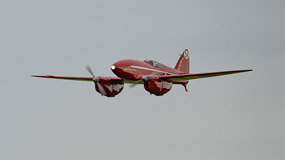 Shuttleworth, Shuttleworth De-Havilland Airshow - Sun 27/09/2020@16:43