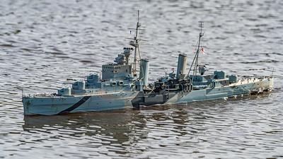 SRCMBC, Solent Radio Control Model Boat Club - 27/10/2019@11:59